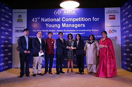 Winner NCYM 2017