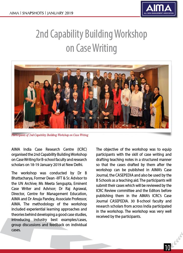 Aima News January 2019